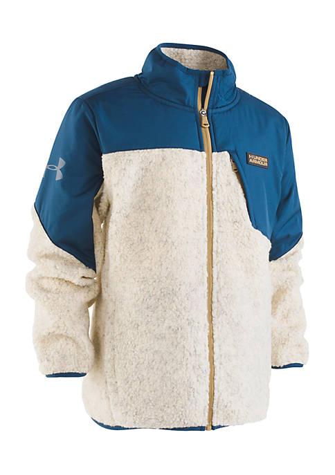 Under Armour® Boys 4-7 Storm Tanuk Sherpa Jacket