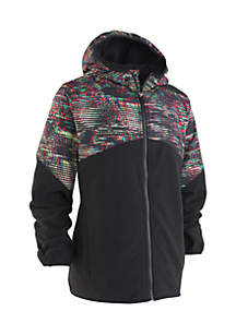 Boys 4-7 Print North Rim Micro Fleece Jacket