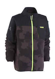 Boys 8-20 Storm Battlefleece Print Jacket
