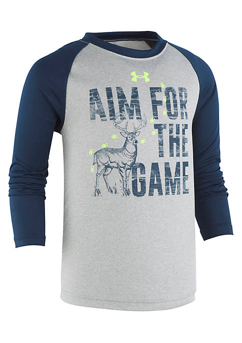 Under Armour® Boys 4-7 Aim for the Game