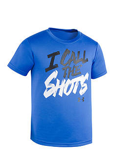 Under Armour® I Call The Shots Tee Boys 4-7