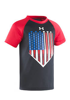 Under Armour® American Batter Raglan Tee Boys 4-7