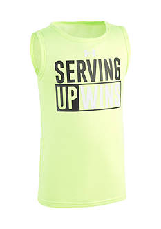Under Armour® Serving Up Wins Tank Boys 4-7