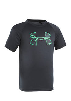 Under Armour® Anatomic Big Logo Tee Boys 4-7