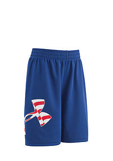 Under Armour® Big Logo Americana Short Boys 4-7