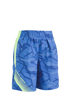 Under Armour® Camouflage Swim Trunk Boys 4-7