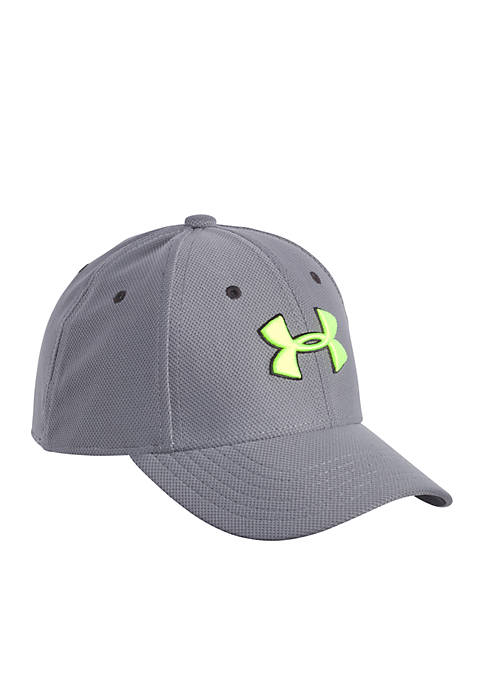 Under Armour® Boys 8-20 Blitzing Cap