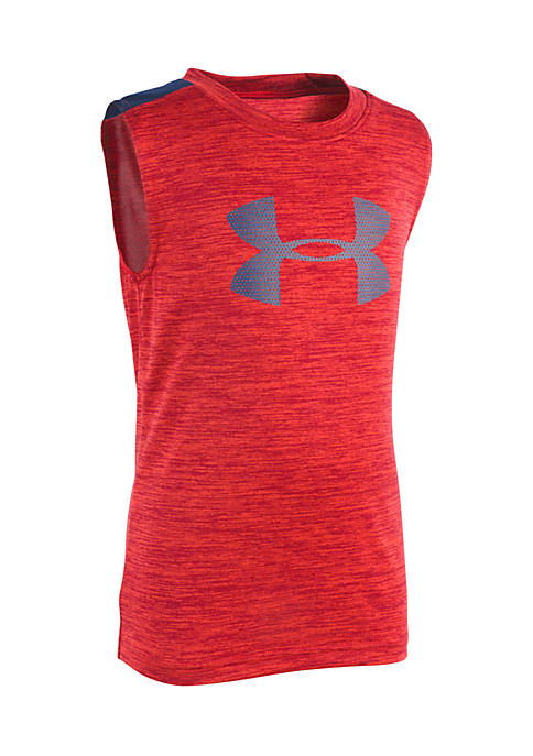 Under Armour® Boys 4-7 Twist Muscle Tee