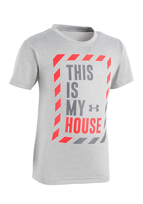 Under Armour® Boys 2-7 This Is My House