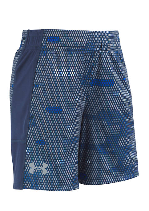 Under Armour® Boys 4-7 Moon Camo Stunt Shorts