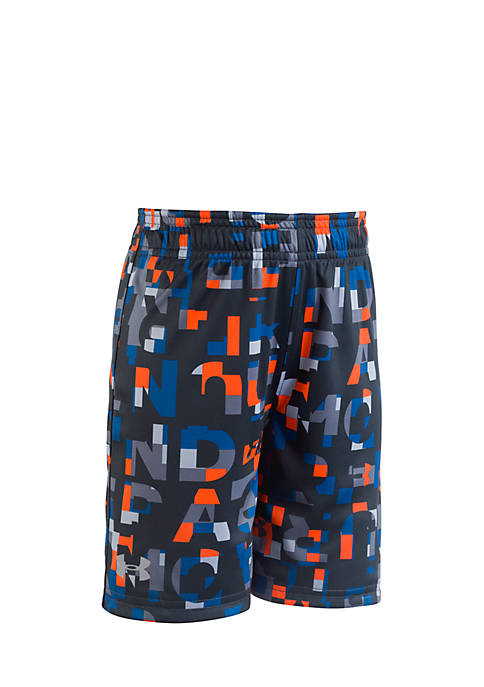 Under Armour® Boys 2-7 Reversible Short