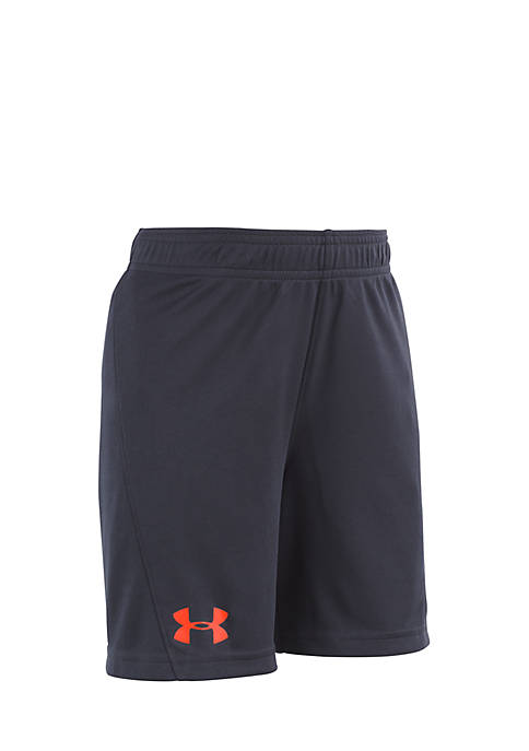 Under Armour® Boys 2-7 Kick Off Solid Shorts