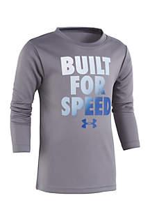 Boys 4-7 Built for Speed Long Sleeve Tee