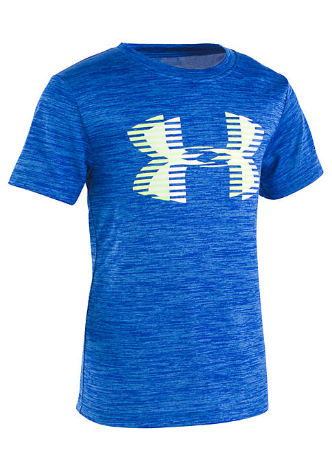 Under Armour® Boy 2-7 Short Sleeve Twist Big