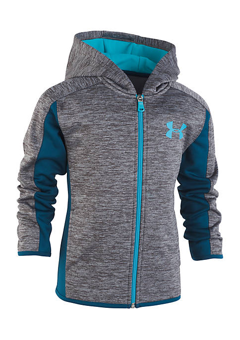 Under Armour® Boys 2-7 Dash Full Zip Hoodie