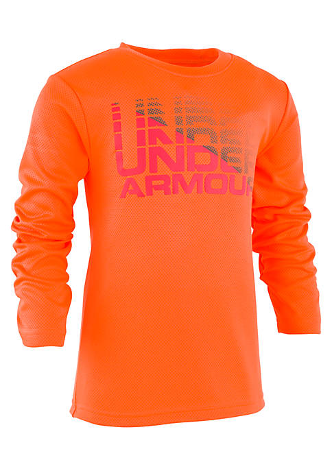 Under Armour® Boys 4-7 Under Armour Lone Sleeve