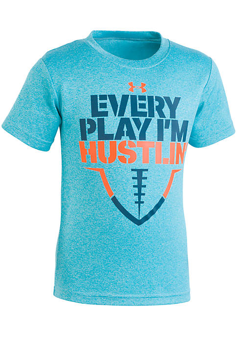 Under Armour® Boys 2-7 Every Play Im Hustling