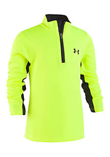 Under Armour® Boys 4-7 MVP 1/4 Zip Jacket