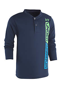 Boys 4-7 Ringer Henley T-Shirt