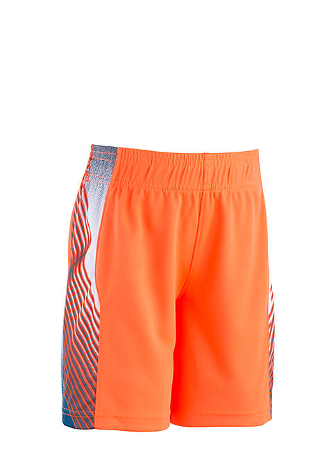 Under Armour® Boys 4-7 Space The Floor Shorts