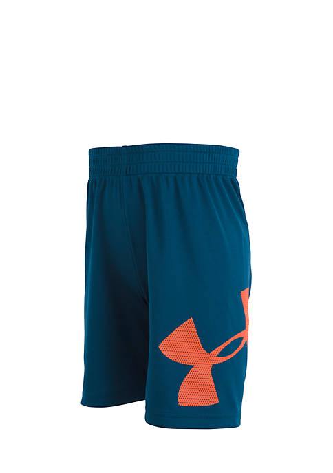 Under Armour® Boys 2-7 Mesh Logo Striker Short