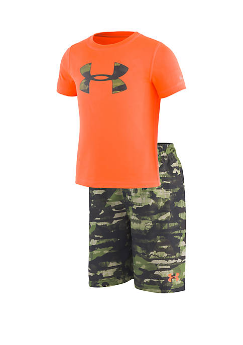 Under Armour® Boys 2-7 UA Grit Volley Set