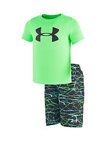 Under Armour® Boys 2-7 UA Voltage Volley Set