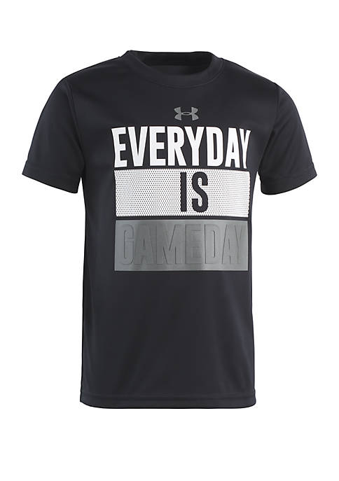 Boys 2-7 Everyday Is Gameday Short Sleeve T Shirt