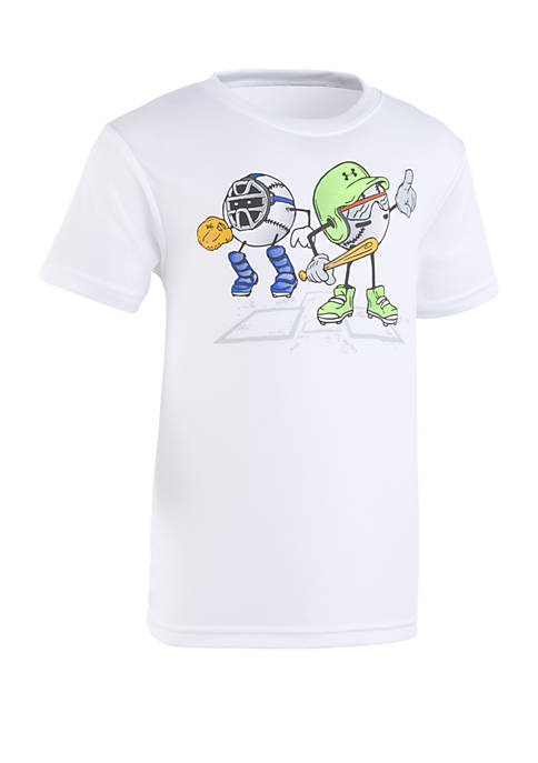 Under Armour® Boys 2-7 Baller Short Sleeve Tee