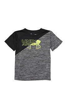 Under Armour® Boys 2-7 Better Split Short Sleeve T Shirt