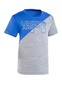 Under Armour® Boys 2-7 Split Better Knit Short Sleeve Tee