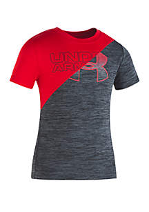Under Armour® Boys 2-7 UA Split Better Knit Short Sleeve T Shirt