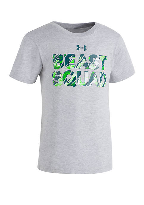 Under Armour® Boys 2-7 UA Beast Squad Short