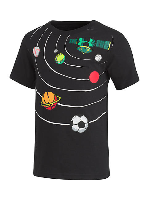 Boys 4-7 UA Orbit Short Sleeve Tee