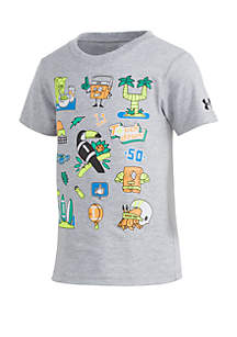 38c00cafd ... Under Armour® Boys 4-7 UA Vacation Short Sleeve Tee