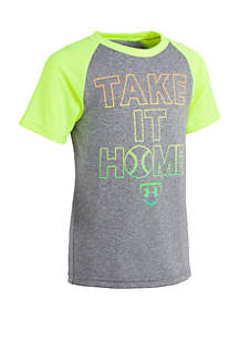 Under Armour® Boys 4-7 UA Take It Home Raglan Tee
