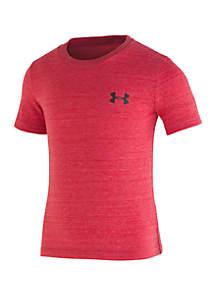 Under Armour® Boys 2-7 Elite Short Sleeve T Shirt
