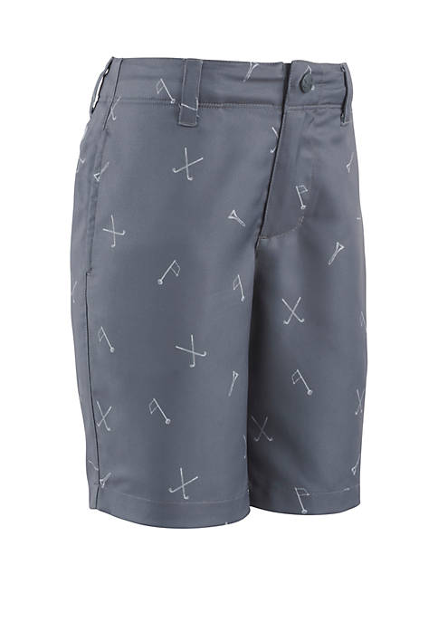 e0a9d2c90df8 Under Armour® Boys 4-7 Golf Icon Shorts