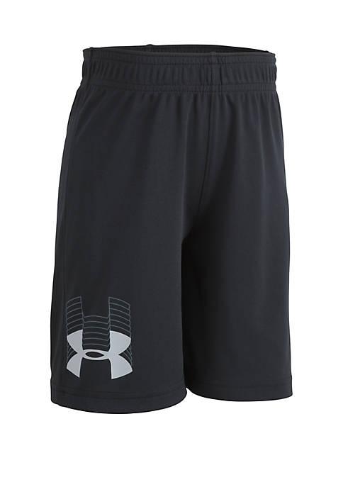 Under Armour® Boys 2-7 Prototype Logo Shorts