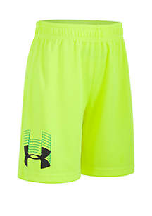 Under Armour® Boys 4-7 Prototype Logo Shorts
