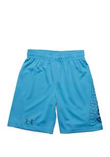 Under Armour® Boys 2-7 Kickoff Shorts