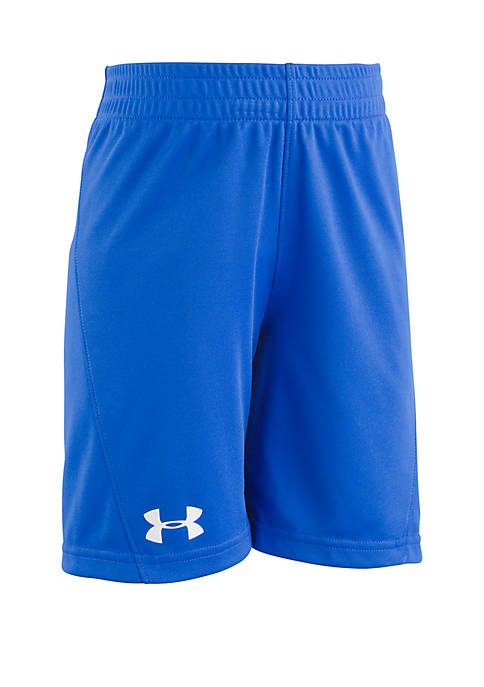 Under Armour® Boys 2-7 Kick Off Shorts