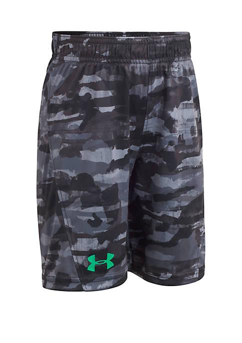 Boys 4-7 UA Grit Boost Shorts