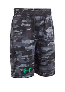 Under Armour® Boys 4-7 UA Grit Boost Shorts
