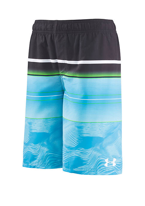 Under Armour® Boys 4-7 Static Stripe Volley Board