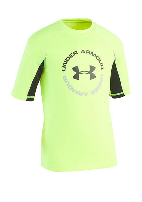 Under Armour® Boys 4-7 H2O Reveal Short Sleeve