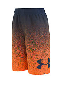 Under Armour® Boys 4-7 UA Fader 2.0 Volley Board Shorts