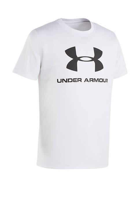 Under Armour® Boys 8-20 Big Logo Surf Shirt