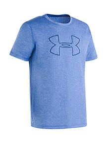 Under Armour® Boys 8-20 Raglan Swim Rash Guard Surf Shirt