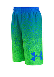 Under Armour® Boys 8-20 Fader Volley Swim Trunks
